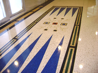 Terrazzo Project - government - Fort Belknap - Harlem, Montana