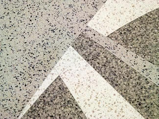 Terrazzo Project - government - Dr. James Carlson Library - Fargo, North Dakota