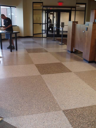 Terrazzo Project - government - Hennepin County Taxpayers - Minneapolis, Minnesota