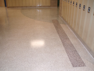 Terrazzo Project - government - Special Education School - Rosemount, Minnesota