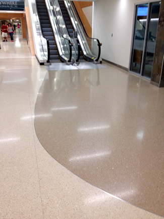 Terrazzo Project - medical - KU Medical Center - Kansas City, Kansas